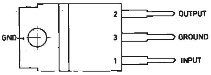 L7812cv схема стабилизатора