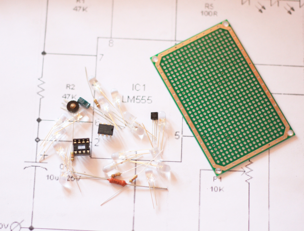 Стабилизатор напряжения 12 вольт для светодиодов своими